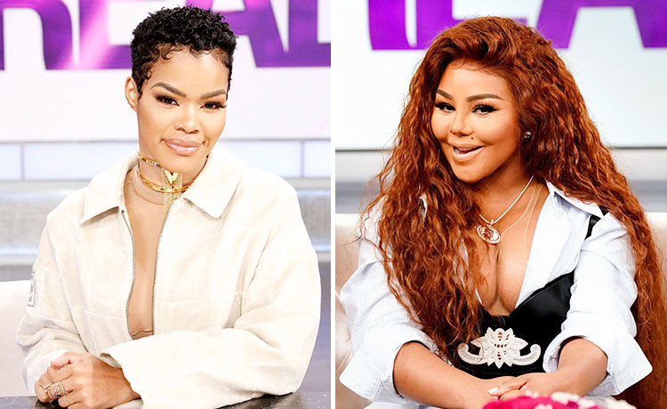 Lil' Kim Says Teyana Taylor Could Play Her in Biopic