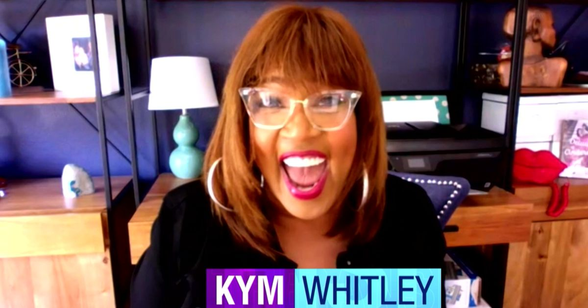 Tuesday on 'The Real': Kym Whitley, Ntare Guma Mbaho Mwine