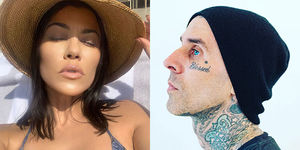 Kourtney Kardashian & Travis Barker Are Dating!