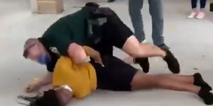 Florida Cop who Body Slammed Black High School Student on Paid Leave