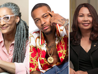 Guest Co-Host Carla Hall, Bow Wow, Senator Tammy Duckworth