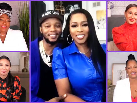 Part One: Is the Golden Child Getting a Sibling? Remy Ma & Papoose Tell All!