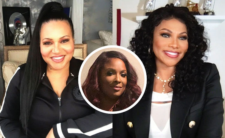 DJ Spinderella Says Her 'Relationship Is Over' with Salt-N-Pepa Unless 'They Offer an Apology'
