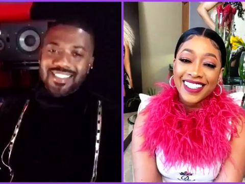 Part Two: Trina Says Filming 'VH1 Family Reunion: Love & Hip Hop Edition'…