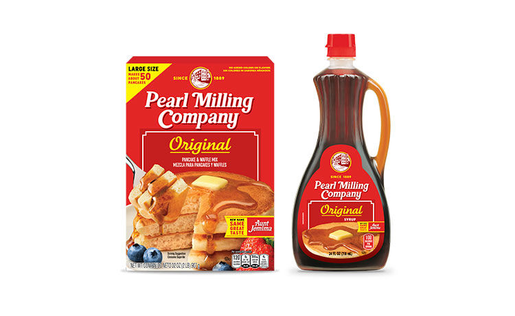 'Aunt Jemima' Is Now Pearl Milling Company