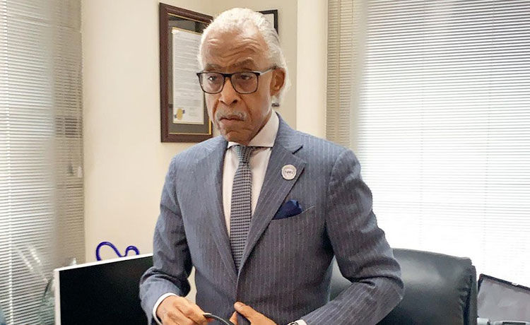 Rev. Al Sharpton Files for Divorce from Estranged Wife