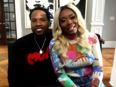 Part One: Yandy Smith-Harris Is Learning How to Be a Wife Again Since…