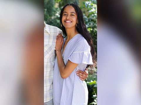 Source Says Malia Obama Is a Writer on Donald Glover's New Show!