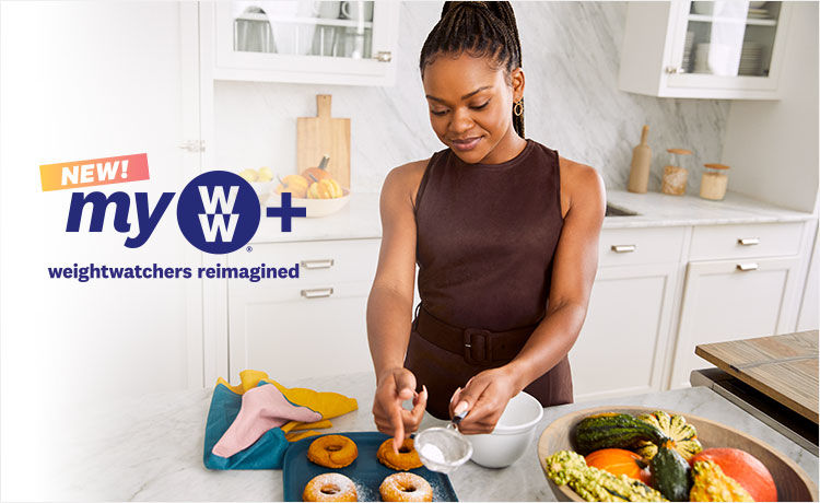 Healthy and Tasty Recipes from the NEW myWW+ by WW, Weight Watchers Reimagined