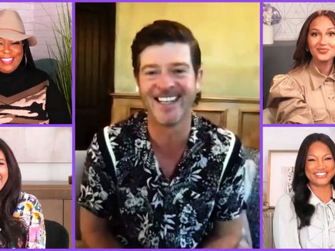 Robin Thicke Says He'll Never Make Another 'Blurred Lines,' New Album 'On…