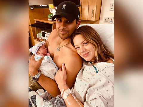 Wilmer Valderrama & Fiancée Amanda Pacheco Welcome 1st Child!