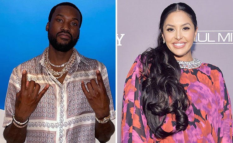 Meek Mill Says He Apologized to Vanessa Bryant Over 'Insensitive' Kobe Lyric