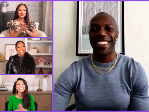 Part Two: Terrell Owens Opens Up About Pandemic Passions: 'Getcha Popcorn Ready…