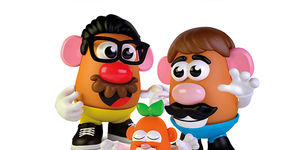 'Potato Head' Drops 'Mr.' from Brand and Logo!