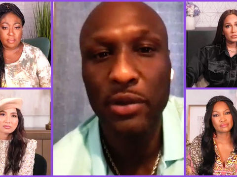 Lamar Odom Reveals Status of His Relationship With Ex Sabrina Parr