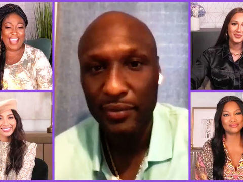 Lamar Odom Talks Relationship Status with Ex Sabrina Parr