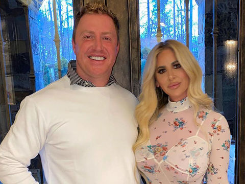 Kim Zolciak-Biermann & Husband Test Positive for COVID-19