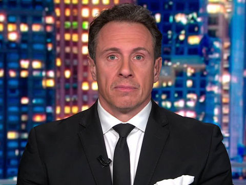 Chris Cuomo Receives Backlash for Saying He Is 'Black on the Inside'