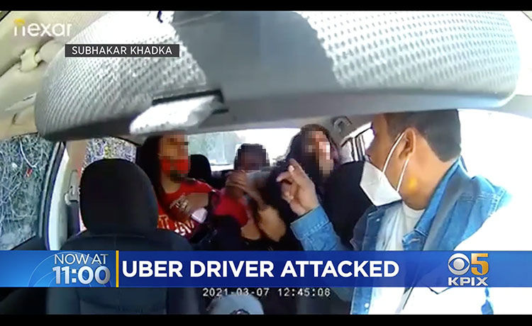 Woman Who Coughed On Uber Driver Turns Herself In; Faces 4 Charges