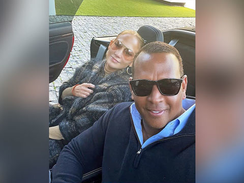 Jennifer Lopez & Alex Rodriguez Officially Announce Split