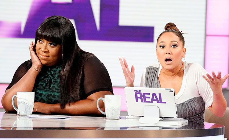 The Funniest Gags and Pranks on 'The Real'!