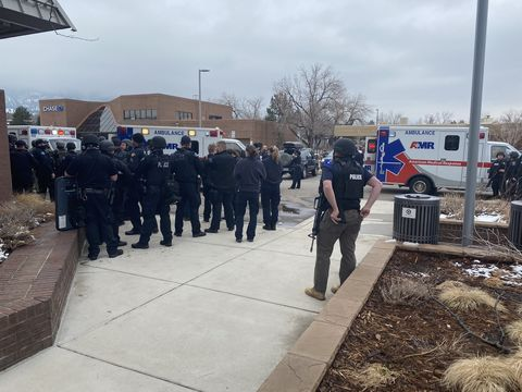 Suspect in Colorado Shooting Charged with First-Degree Murder