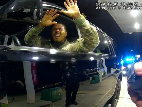 Cop Who Pepper-Sprayed Black and Latino Army Lieutenant Fired