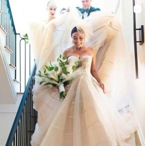Introducing Mrs. Jeannie Mai Jenkins: Exclusive Wedding Details!