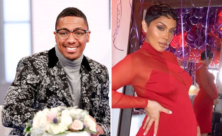 Nick Cannon & Abby De La Rosa Celebrate Twin Boys with Baby Shower!