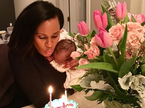 CNN's Rene Marsh Writes Heartbreaking Birthday Note After Son's Passing