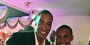 The Pippen Family Pays Tribute to the Late Antron Pippen