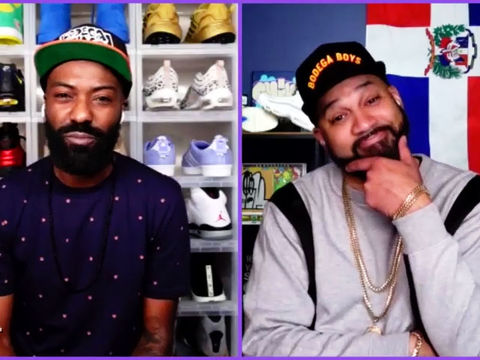 This Is Why Desus Nice and The Kid Mero 'Stay Away From Black Pain' on 'Desus…