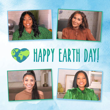 Happy #EarthDay, Hunnay!!