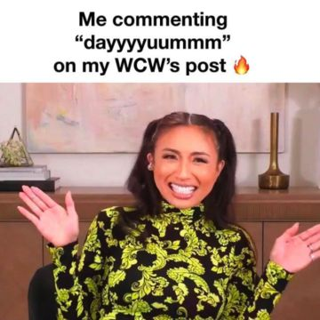 WCW IS HERE! Who you crushin' on this week?