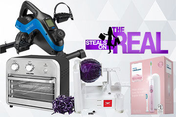 Save on Amazing Deals at StealsOnTheReal.com!
