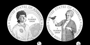 Maya Angelou & Dr. Sally Ride to Be Honored on Quarters!