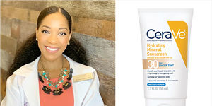 Dr. DiAnne Davis Joins 'The Real' to Discuss Sun Care Protection with CeraVe