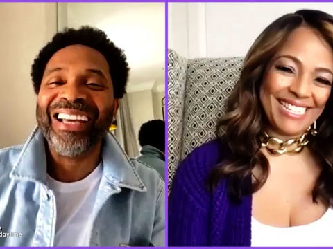 Part One: Mike Epps & Kim Fields Talk Parenting, Returning to Work During…