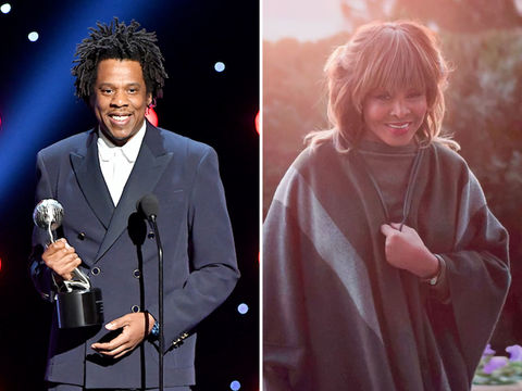 Tina Turner, JAY-Z & More to Be Inducted into Rock & Roll Hall of Fame!