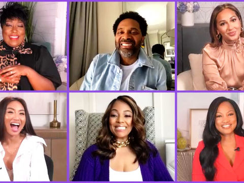 Part Two: Mike Epps & Kim Fields' New Series 'The Upshaws'