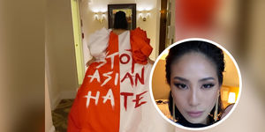 Miss Singapore Makes Powerful 'Stop Asian Hate' Statement at Miss Universe…
